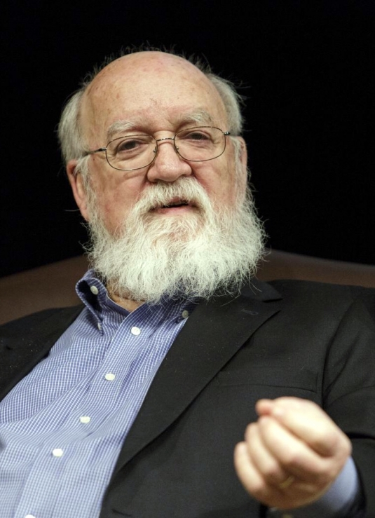 in response to daniel dennetts where Daniel clement dennett iii (born march 28, 1942) is an american philosopher, writer, and cognitive scientist whose research centers on the philosophy of mind, philosophy of science, and philosophy of biology, particularly as those fields relate to evolutionary biology and cognitive science.